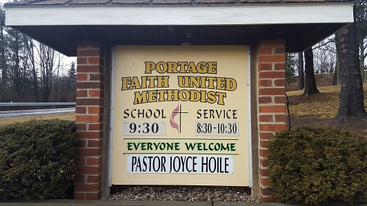 Portage Faith Church logo
